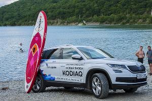 Skoda Kodiaq российской сборки ©Фото Евгения Мельченко, Юга.ру