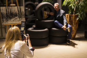 В Краснодаре состоялась премьера нового Range Rover Velar ©Фото Евгения Мельченко, Юга.ру