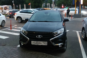 Lada Vesta ©Фото Евгения Мельченко, Юга.ру