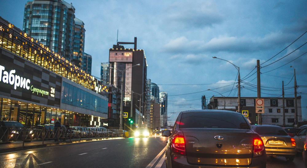 Выносливость подвески в современном городе можно приравнять к выносливости водителя в пробках