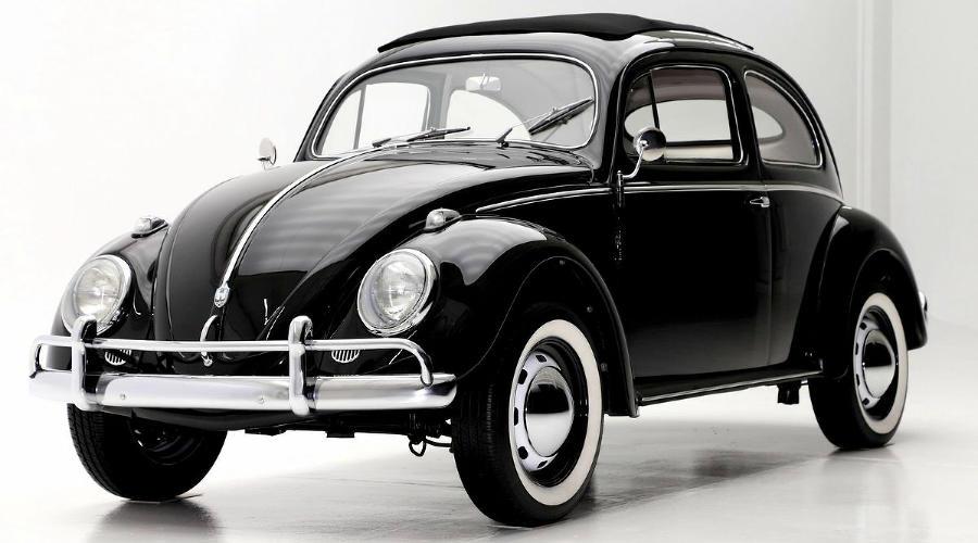Модель Beetle ©Фото VW