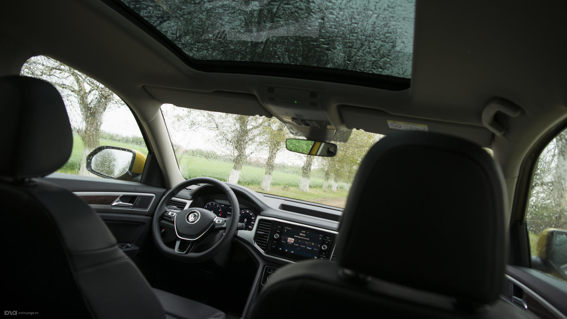 Новый VW Teramont