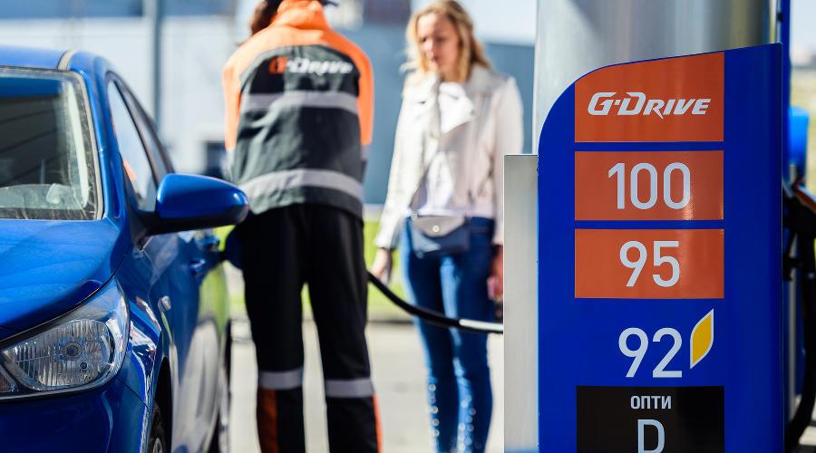 АЗС «Газпромнефть» ©Фотография предоставлена пресс-службой сети АЗС «Газпромнефть»