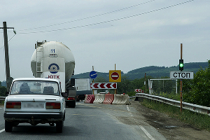 Дороги ©Фото Евгения Мельченко, Юга.ру