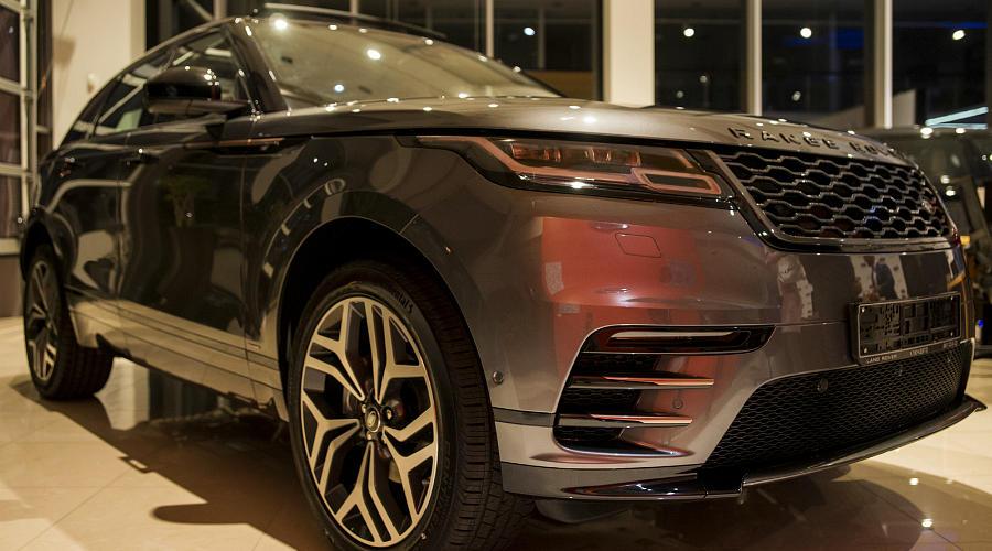 Range Rover Velar. Что за зверь ©Фото Евгения Мельченко, Юга.ру