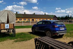 Новое поколение Renault Kaptur ©Фото Евгения Мельченко, Юга.ру