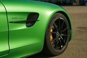 Mercedes-Benz AMG GT R ©Фото Евгения Мельченко, Юга.ру