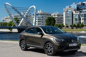 Renault Arkana ©Фото пресс-службы Renault