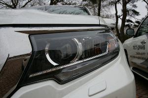 Новый Toyota Land Cruiser Prado ©Фото Евгения Мельченко, Юга.ру