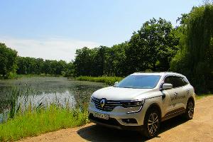 Новый Renault Koleos ©Фото Евгения Мельченко, Юга.ру