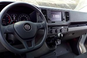 Новый Volkswagen Crafter ©Фото Евгения Мельченко, Юга.ру
