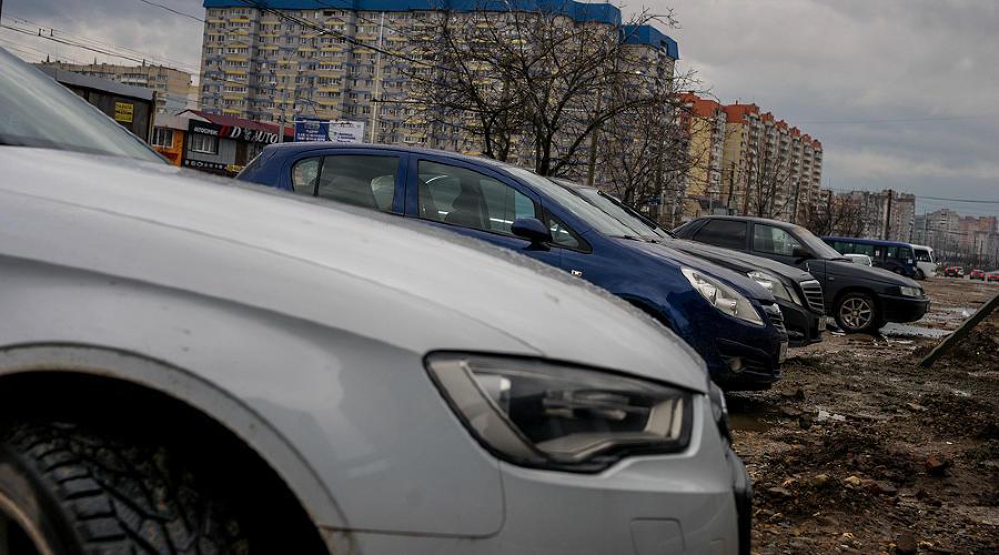 Авторынок имеет свои законы ©Фото Евгения Мельченко, Юга.ру