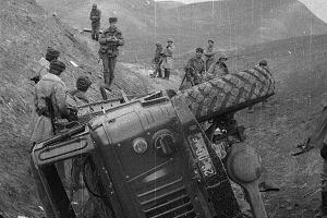 ГАЗ-66 легко опрокидывался при подрыве ©Фото kamchatka.aif.ru