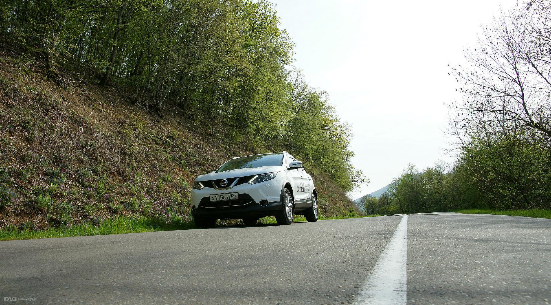 Кроссовер Nissan Qashqai