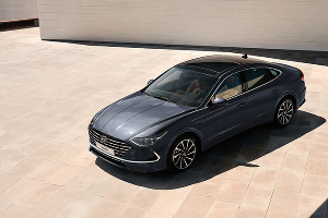 Новая Sonata ©Фото Hyundai