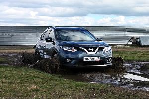 Новый Nissan X-Trail ©Фото ЮГА.ру