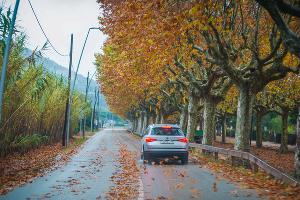 Kodiaq в горах Каталонии ©Фото Евгения Мельченко, Юга.ру