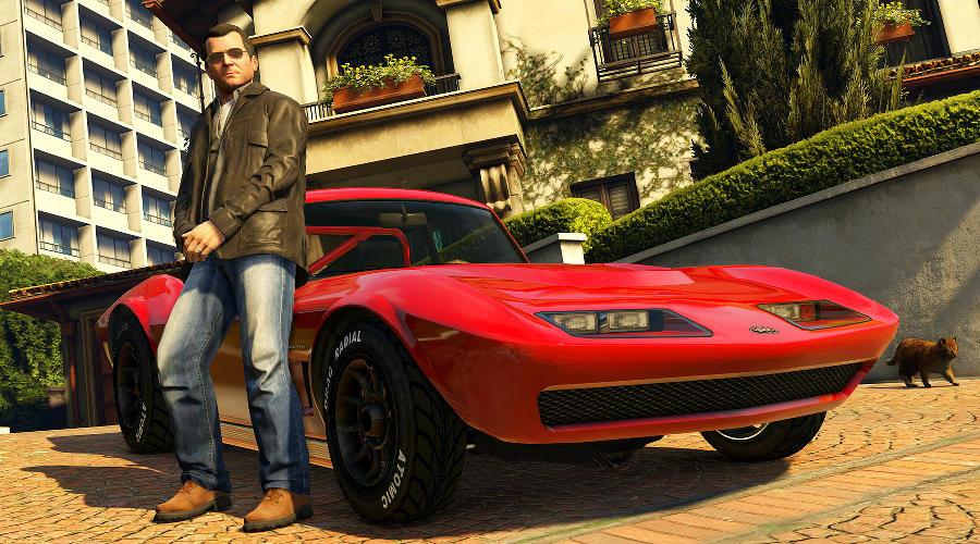 ТОП-10 игр об автомобилях по версии Авто Юга.ру ©Скриншот GTA V