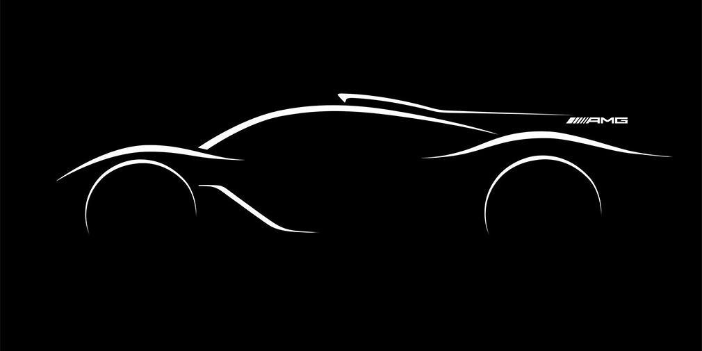Новинка от Mercedes AMG будет представлена в сентябре на автосалоне во Франкфурте