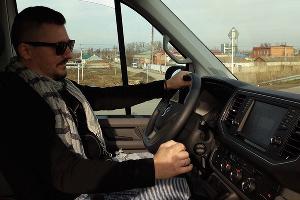 В автомобиле чувствуешь себя, как в среднего размера кроссоверах ©Фото Евгения Мельченко, Юга.ру