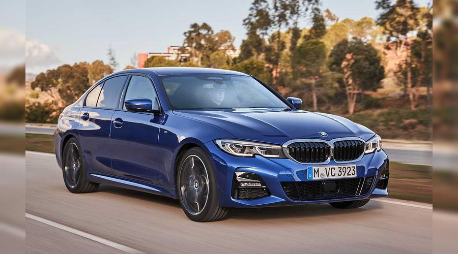 Новая BMW 3-Series ©Фото BMW