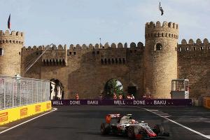 Гран-при Европы в Баку: итоги гонки ©Фото ЮГА.ру