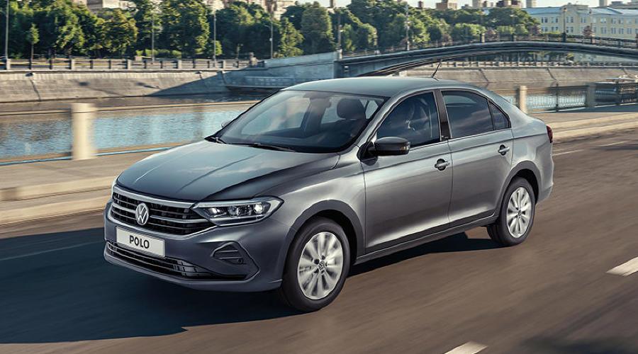 Новый Volkswagen Polo ©Фото Volkswagen