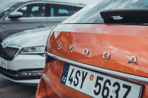 Обновленный Skoda Superb 2020 модельного года ©Фото Евгения Мельченко, Юга.ру