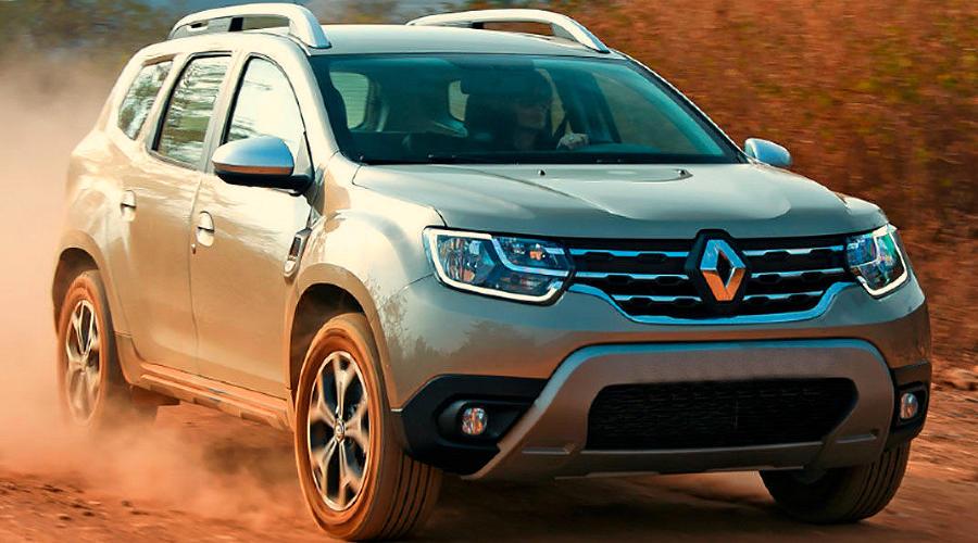 Новый Duster ©Фото Renault