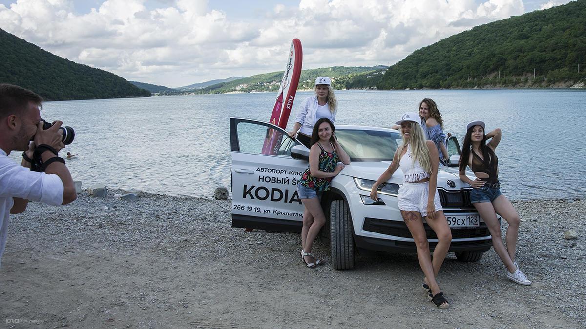 Skoda Kodiaq российской сборки