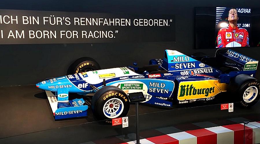 Столько вопросов, сколько болиды Benetton 1994 и 1995 годов, за всю историю «Формулы-1» никто не вызывал