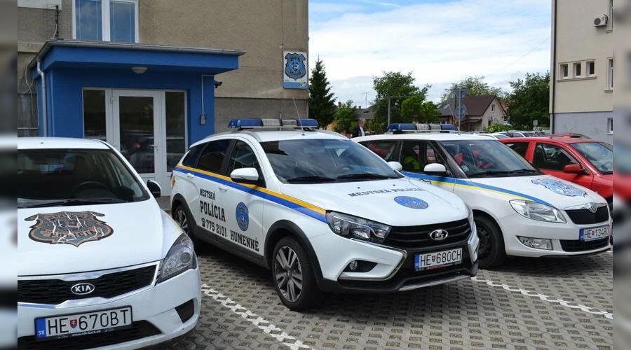 Полицейская Lada Vesta ©Фото Autoevolution