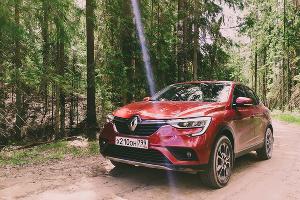 Renault Arkana ©Фото Евгения Мельченко, Юга.ру