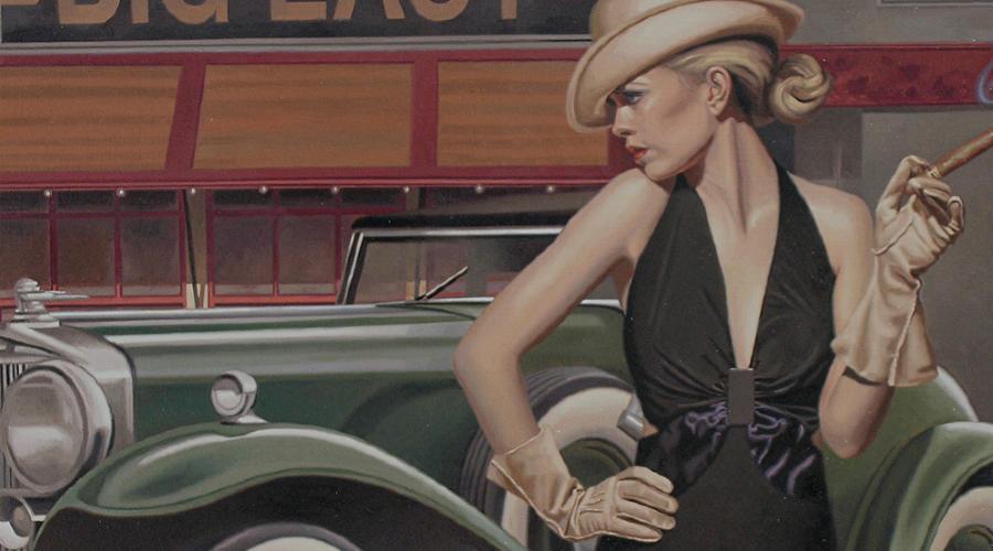 ©Рисунок Peregrine Heathcote с сайта theredlist.com
