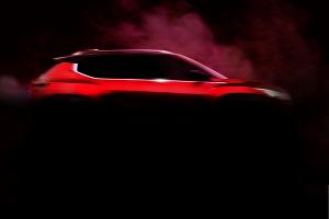 Кроссовер от Datsun ©Тизер Datsun