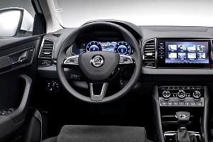 Skoda Karoq ©Скриншот видео канала GommeBlog.it: Car & Performance