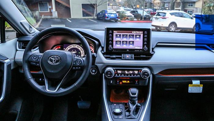 Новое поколение Toyota RAV4