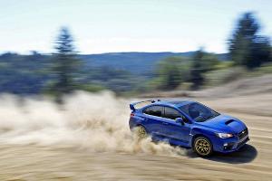 Subaru WRX STI ©Фото ЮГА.ру