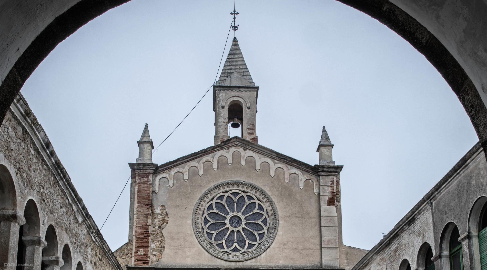 El Santuario del Santo Grau