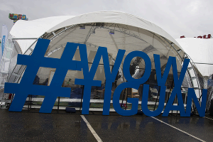 Шоу WOWTIGUAN в Краснодаре ©Фото Евгения Мельченко, Юга.ру