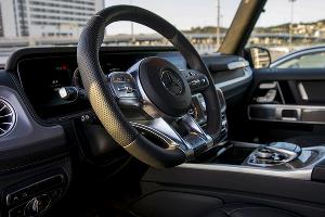 Новый Mercedes-Benz AMG G63 ©Фото Евгения Мельченко, Юга.ру