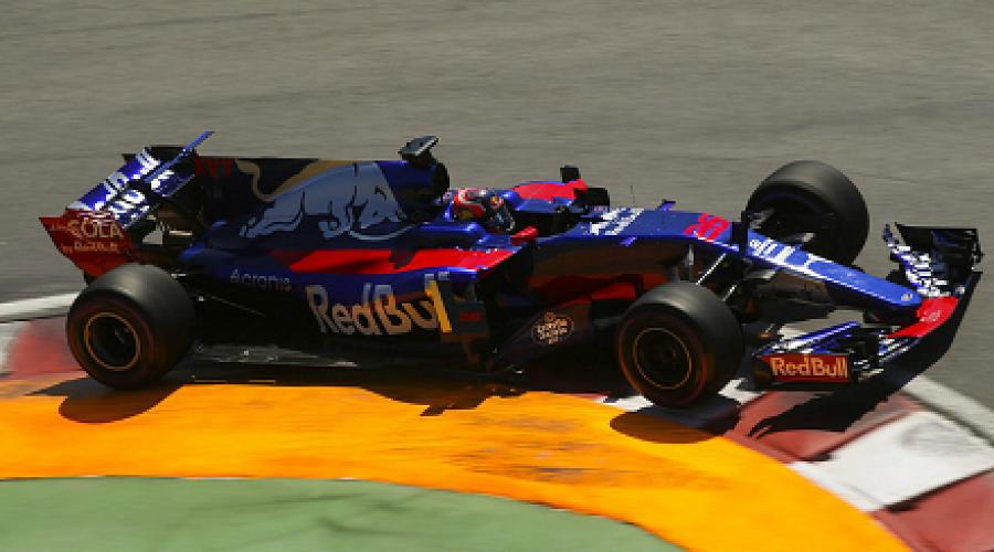 Даниил Квят ©Фото Motorsport