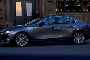 Новая Mazda3 ©Фото Mazda