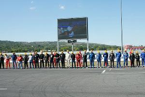 В Грозном завершился чемпионат России по дрэг-рейсингу ©Фото ЮГА.ру