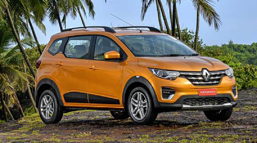 Новинка от Renault ©Фото autonetmagz.com