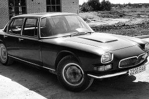 Maserati Quattroporte ©Фото drive2.ru