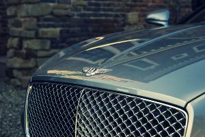 Новый Bentley Continental GT ©Фото Евгения Мельченко, Юга.ру