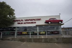 Музей советских автомобилей в Тбилиси ©Фото Евгения Мельченко, Юга.ру