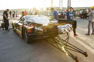 Машина победителя этапа в классе US ©Фото Евгения Мельченко, Юга.ру