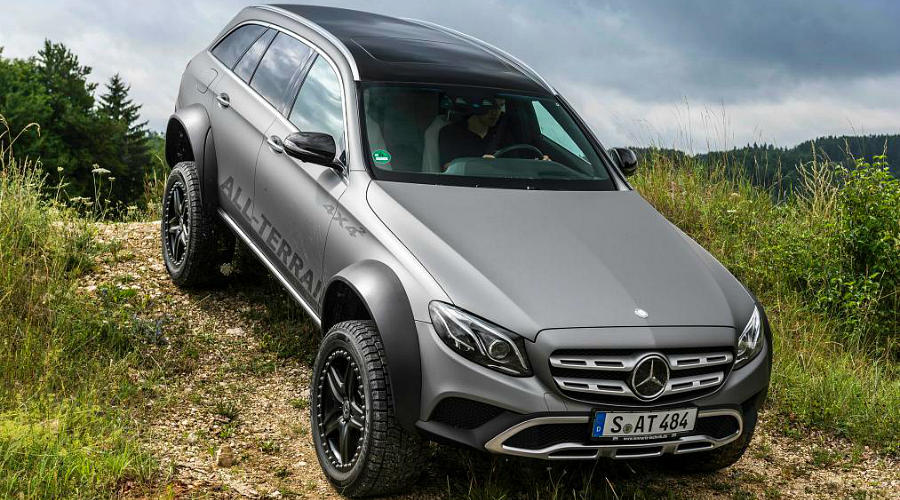 Mercedes-Benz E-Class All-Terrain 4x4